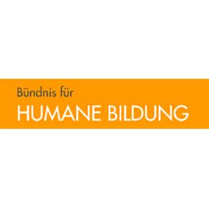 Logo Bündnis für humane Bildung
